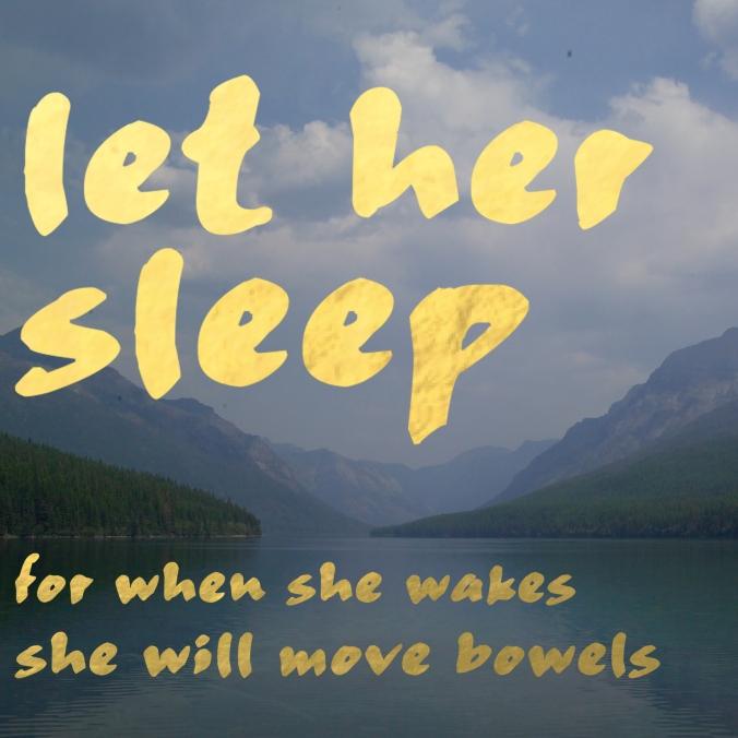 move bowels
